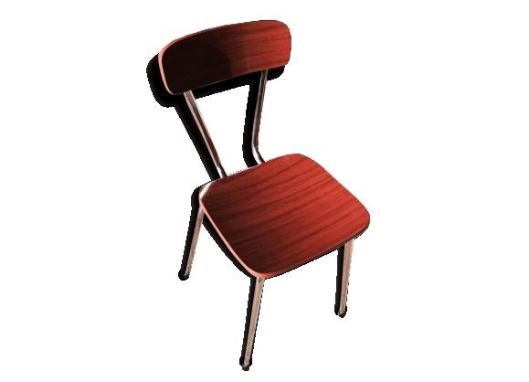 Chaises formica achat vente de chaises pas cher for Chaise formica