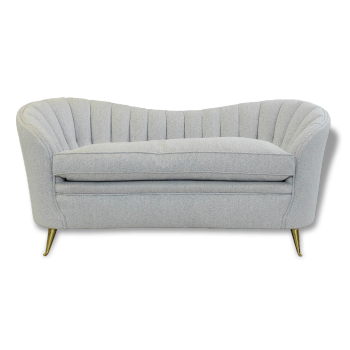 Italian Sofa - Newly Upholstered