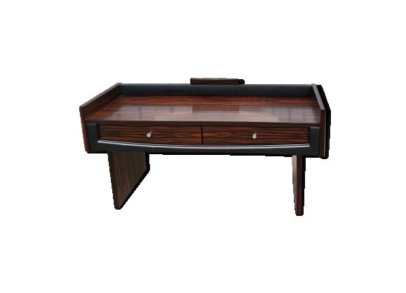 coiffeuse design bois mat riau bois couleur bon tat design. Black Bedroom Furniture Sets. Home Design Ideas