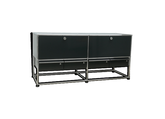 Enfilade meuble USM Haller design