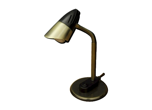 Lampe danoise des années 50-60