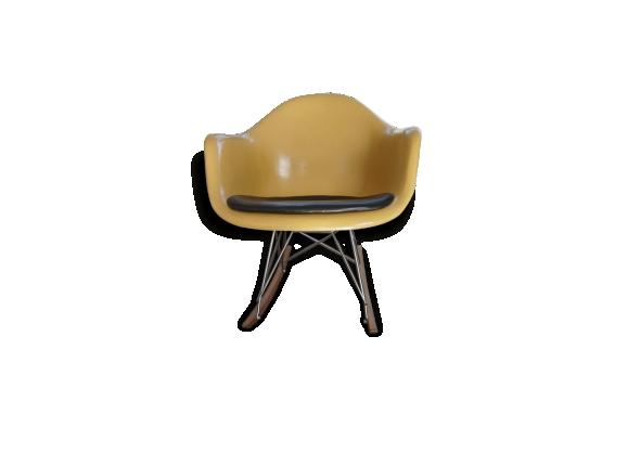 Rocking chair RAR Charles Ray Eames Herman Miller