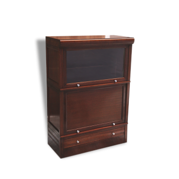 bureau ann es 50 bois mat riau bon tat classique. Black Bedroom Furniture Sets. Home Design Ideas