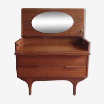 coiffeuses vintage d 39 occasion. Black Bedroom Furniture Sets. Home Design Ideas
