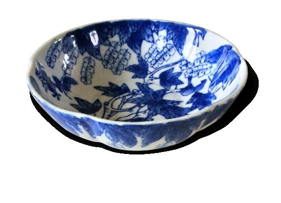 Paire de coupelles en porcelaine chinoise