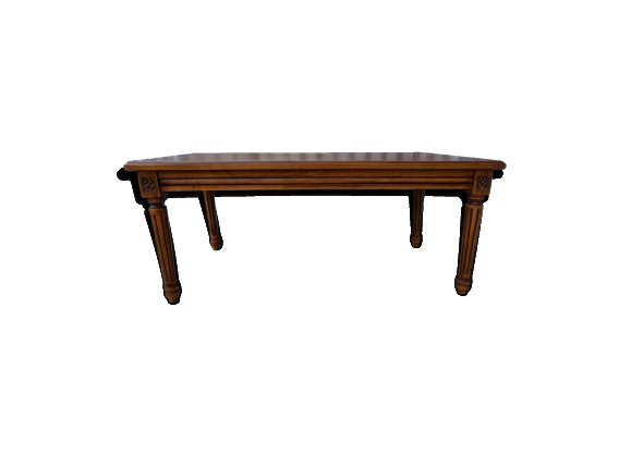 Table low style louis XVI