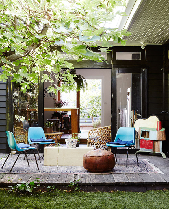 4 terrasses qui tabassent terrasse jardin