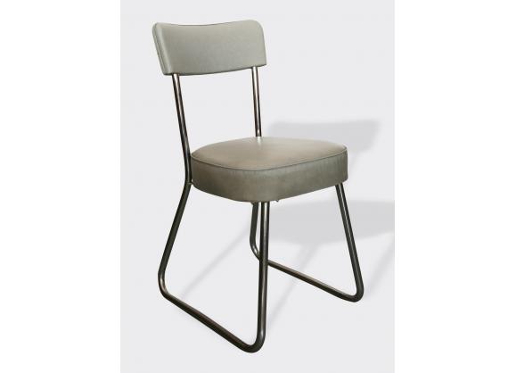 chaise bureau industriel si ge chaise de bureau ancien roneo ska gris design design of steel. Black Bedroom Furniture Sets. Home Design Ideas