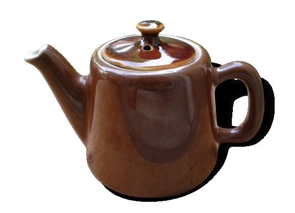 Verseuse café, porcelaine vintage 70