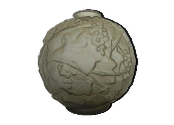 Vase art-déco avec motif de raisin Espaivet
