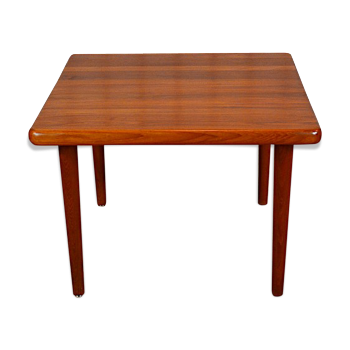 Table basse vintage d 39 occasion for Table carree style scandinave