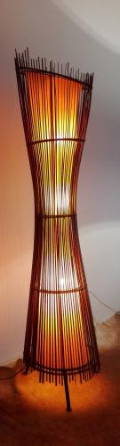 Lampe Diabolo vintage