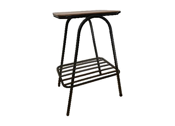 porte revue bois mat riau bois couleur dans son jus scandinave. Black Bedroom Furniture Sets. Home Design Ideas