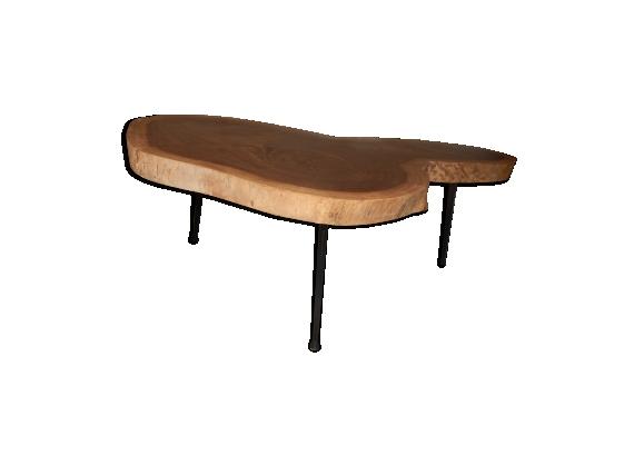 table design pied. Black Bedroom Furniture Sets. Home Design Ideas