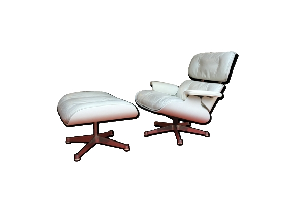 Lounge Chair et Ottoman Charles et Ray Eames ICF