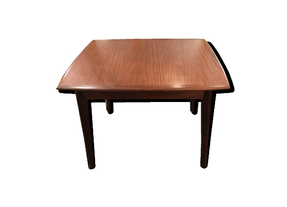 Table scandinave extensible avec rallonge papillon le for Table rallonge scandinave