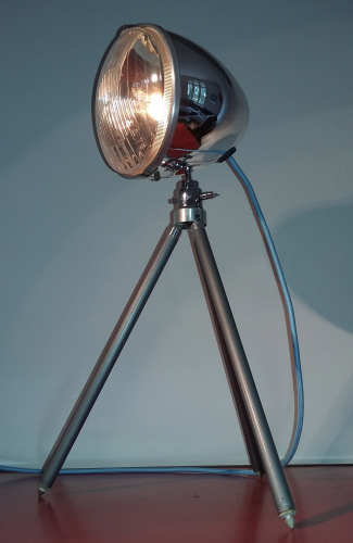 Lampe 2CV