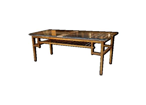 Table basse fer forg - Table basse en fer forge ...