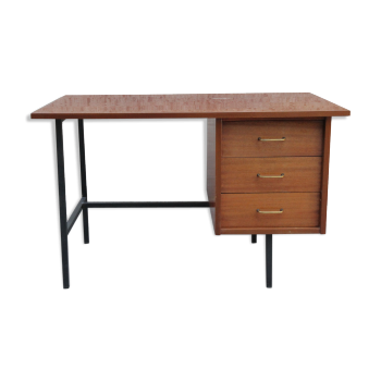 bureau secr taire coiffeuse vintage d 39 occasion. Black Bedroom Furniture Sets. Home Design Ideas