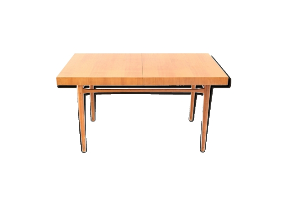 Table extensible 1960s