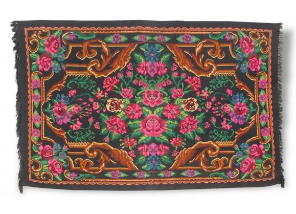 tapis fleur achat vente de tapis pas cher. Black Bedroom Furniture Sets. Home Design Ideas
