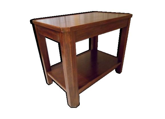 Table basse à 2 niveaux