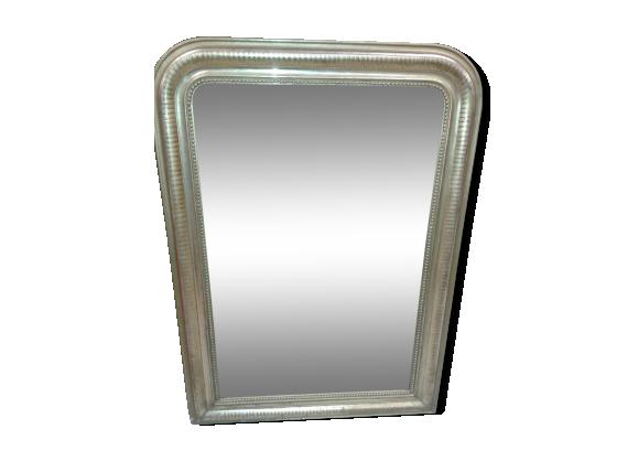 miroir louis philippe bois mat riau dor bon tat classique. Black Bedroom Furniture Sets. Home Design Ideas