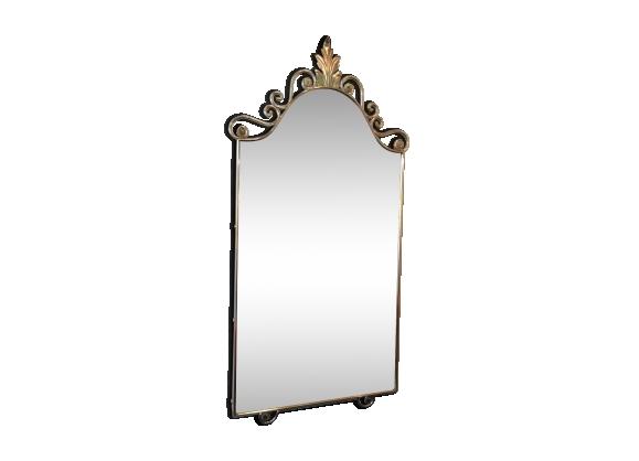 Miroir baroque des années 50
