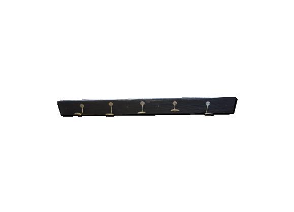 barre de pat res bois mat riau noir bon tat industriel 631700ddd3f6307c8daba69fdaedfd99. Black Bedroom Furniture Sets. Home Design Ideas