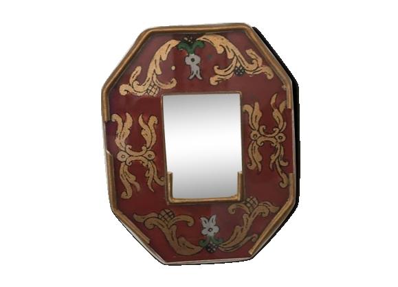 Octogonale achat vente de octogonale pas cher for Miroir petit format