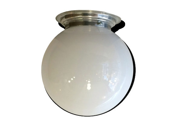Lampe verre boule - Grande lampe a bulle ...