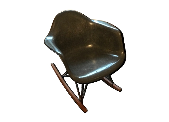 Rocking-chair par Charles & Ray Eames pour Herman Miller, 1950's