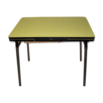 table en formica vintage d 39 occasion. Black Bedroom Furniture Sets. Home Design Ideas