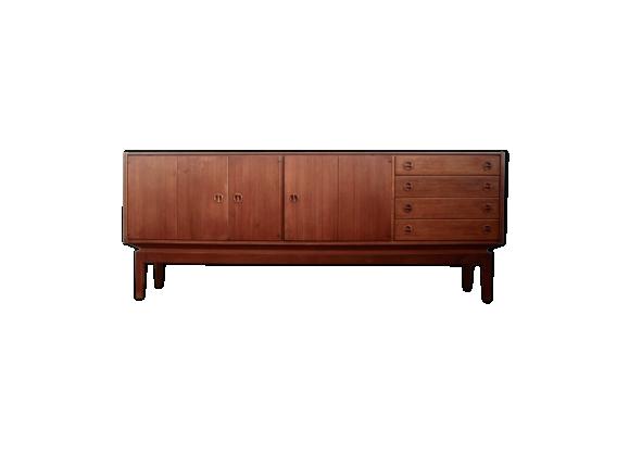 enfilade ann es 60 bois mat riau bois couleur bon tat scandinave. Black Bedroom Furniture Sets. Home Design Ideas