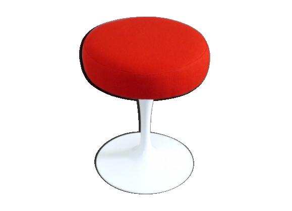 tabouret tulip knoll international eero saarinen 1950. Black Bedroom Furniture Sets. Home Design Ideas