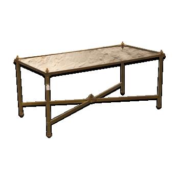 Table basse néoclassique Maison Jansen