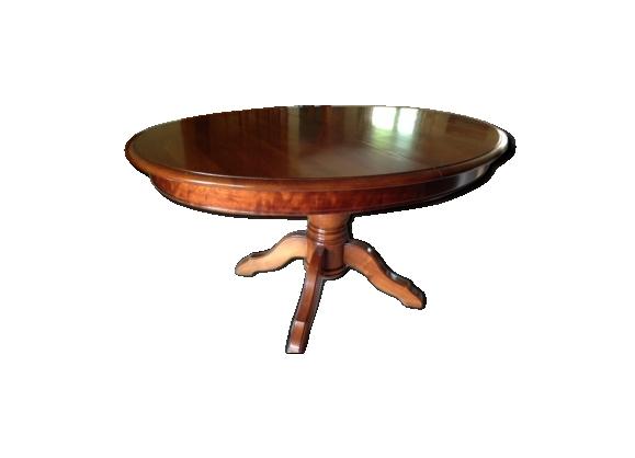 Table ovale meriser