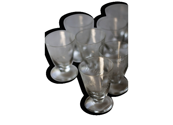 Les verres porte-bonheur