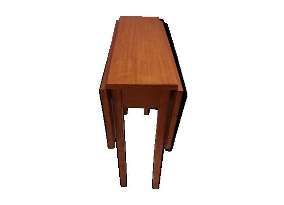 Table console extensible vintage