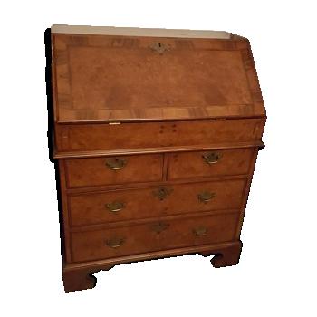 Bureau secr taire coiffeuse vintage d 39 occasion for Secretaire meuble habitat