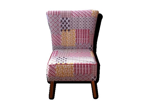 fauteuil cocktail ann es 50 39 s le fait main. Black Bedroom Furniture Sets. Home Design Ideas
