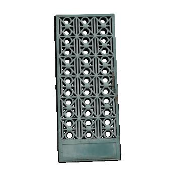 Fronton vintage d 39 occasion porte ancienne for Porte en fer forge ancienne