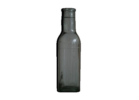 Bouteille en verre soufflé