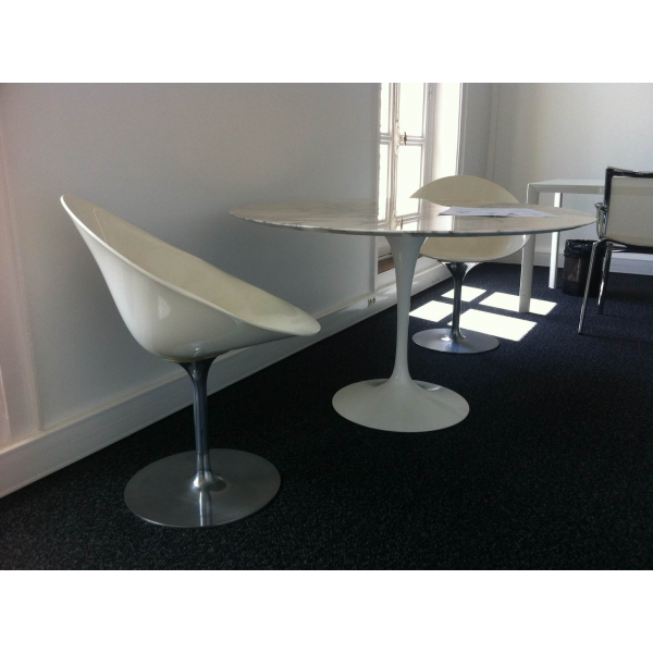 Chaise plastique transparent design id e - Chaise plastique transparent fly ...
