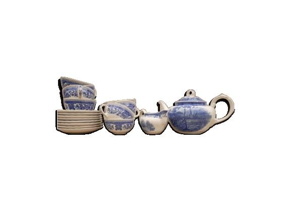 Service à thé 8 tasses Villeroy et Boch
