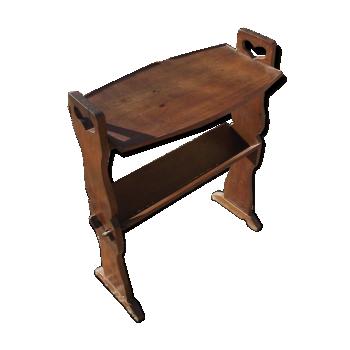 table de chevet vintage d 39 occasion et table d 39 appoint. Black Bedroom Furniture Sets. Home Design Ideas