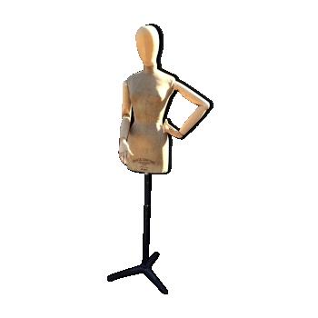 couture mannequin embauchoir vintage d 39 occasion. Black Bedroom Furniture Sets. Home Design Ideas