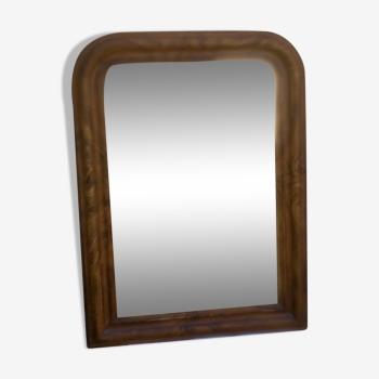 Miroir Louis-Philippe, 93 X 66 cm