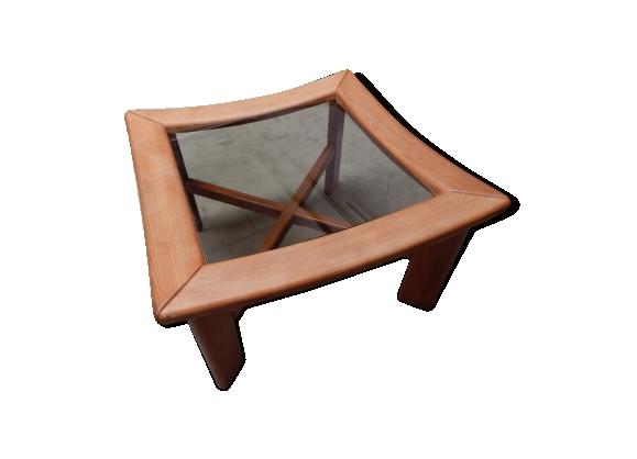 Table basse design scandinave 70, 80