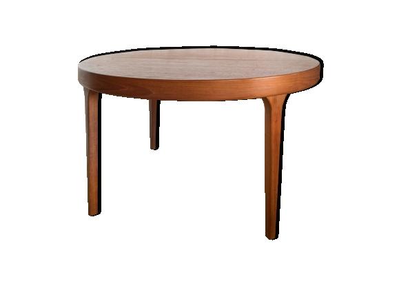 Grande table ronde scandinave